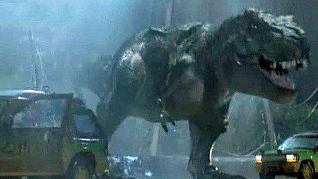 Jurassic Park returns to the big screen in 3D