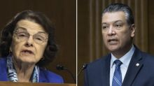 Dianne Feinstein's approval among Californians still lags, while Alex Padilla gets positive marks in new poll