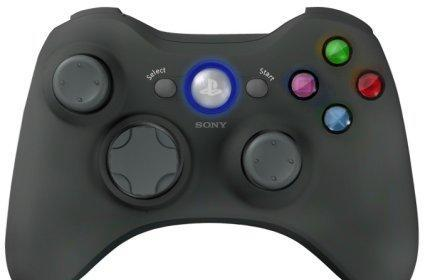PS3 hacked to accept Xbox 360 controller