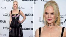 Glamour-Awards: Das ist die geheime Message hinter Nicole Kidmans Kleid