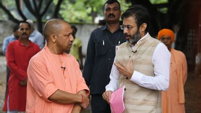 Encephalitis, Encounters, Policy and Polarisation: Yogi Adityanath's Most Candid Interview at Halfway Mark of Term