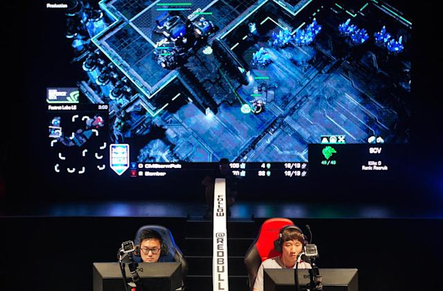 Blizzard's 'Compete' trademark hints at an eSports service