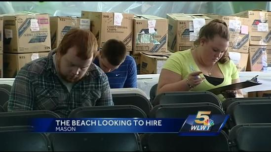 The Beach Waterpark looking to fill 500 positions