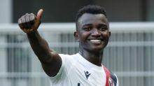 Musa Juwara: from a refugee's dinghy to San Siro super-sub with Bologna