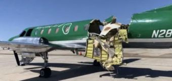 Pilots advised 'go buy a lottery ticket' after collision