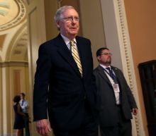 Senate GOP moves forward on health care bill in dramatic procedural vote