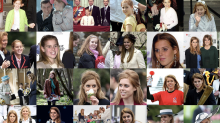 Royal family marks Princess Beatrice's 30 birthday with never-before-seen photos