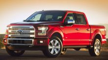 Ford Recalls 1.6 Million F-150 Pickups for Fire Risk