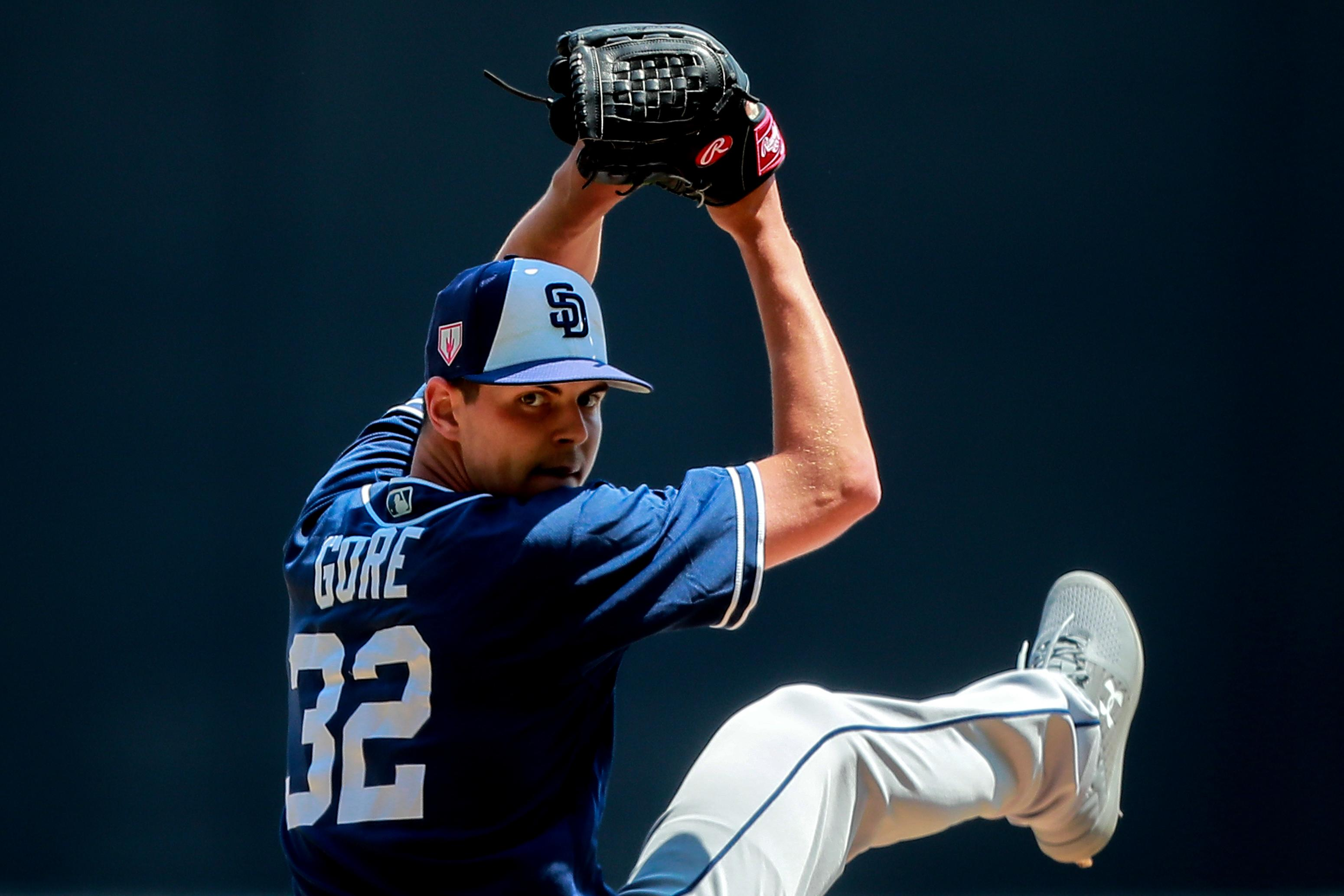 Mackenzie Gore is my prediction for NL rookie of the year