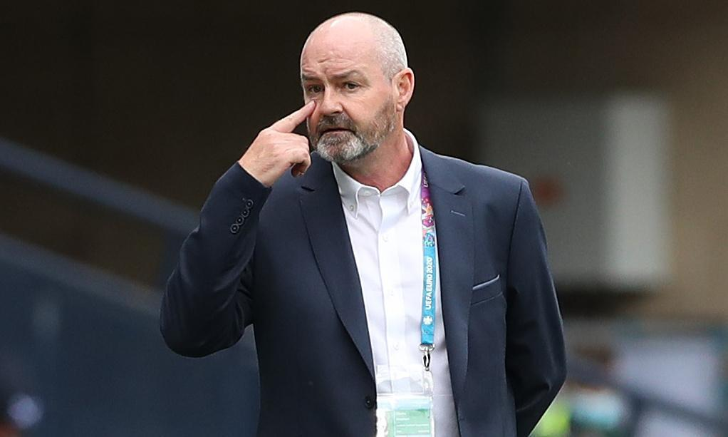 Steve Clarke refuses to blame Scotland's Marshall for being lobbed from halfway