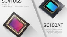 SmartSens Launches Two CMOS Image Sensors to Empower the Future of Intelligent Vehicles: SC100AT and SC410GS