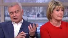 Ruth Langsford in tears on This Morning as she recalls sister's suicide after Caroline Flack's death