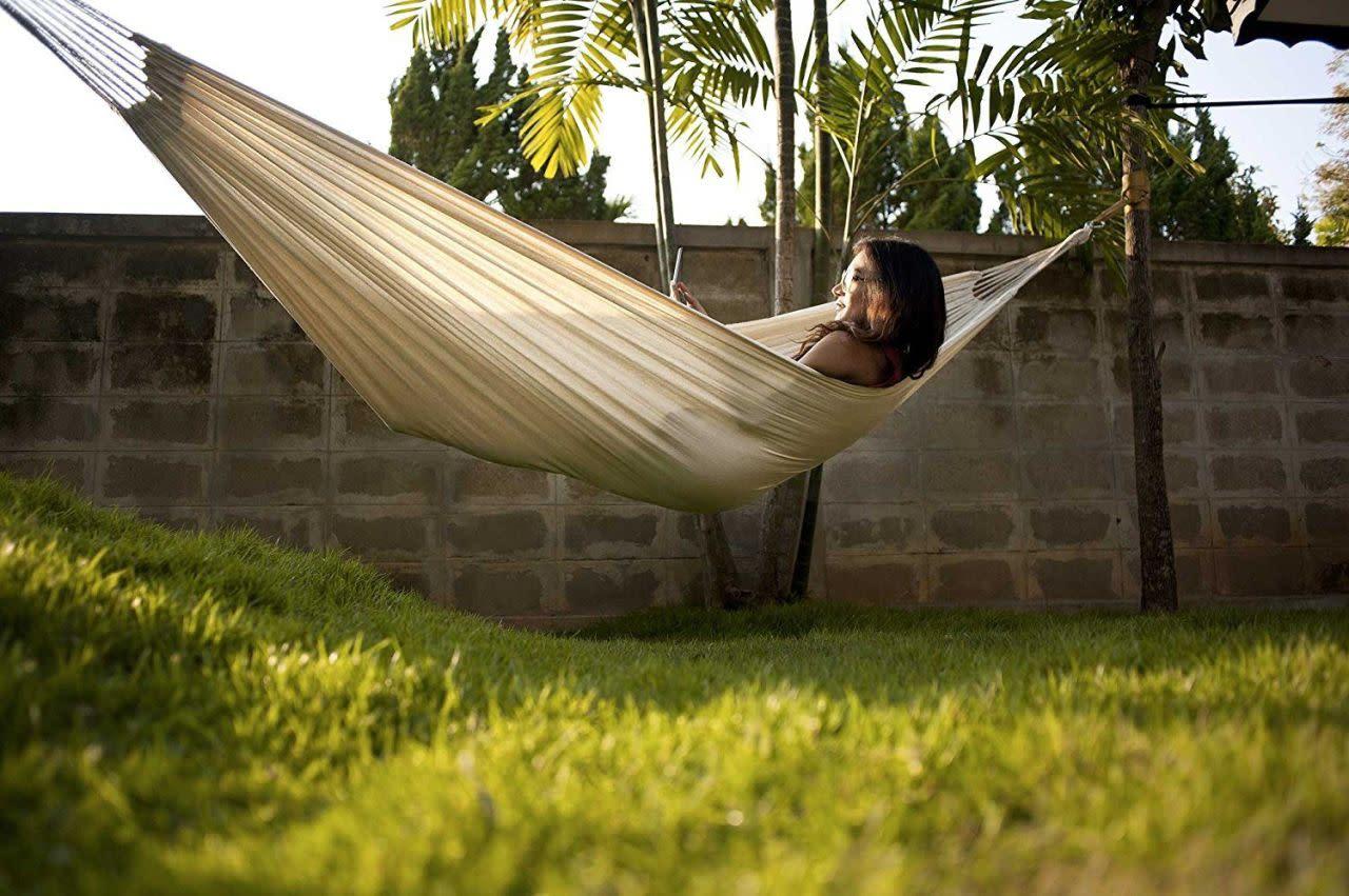Best Hammock For Backyard the best hammocks for maximum backyard relaxation