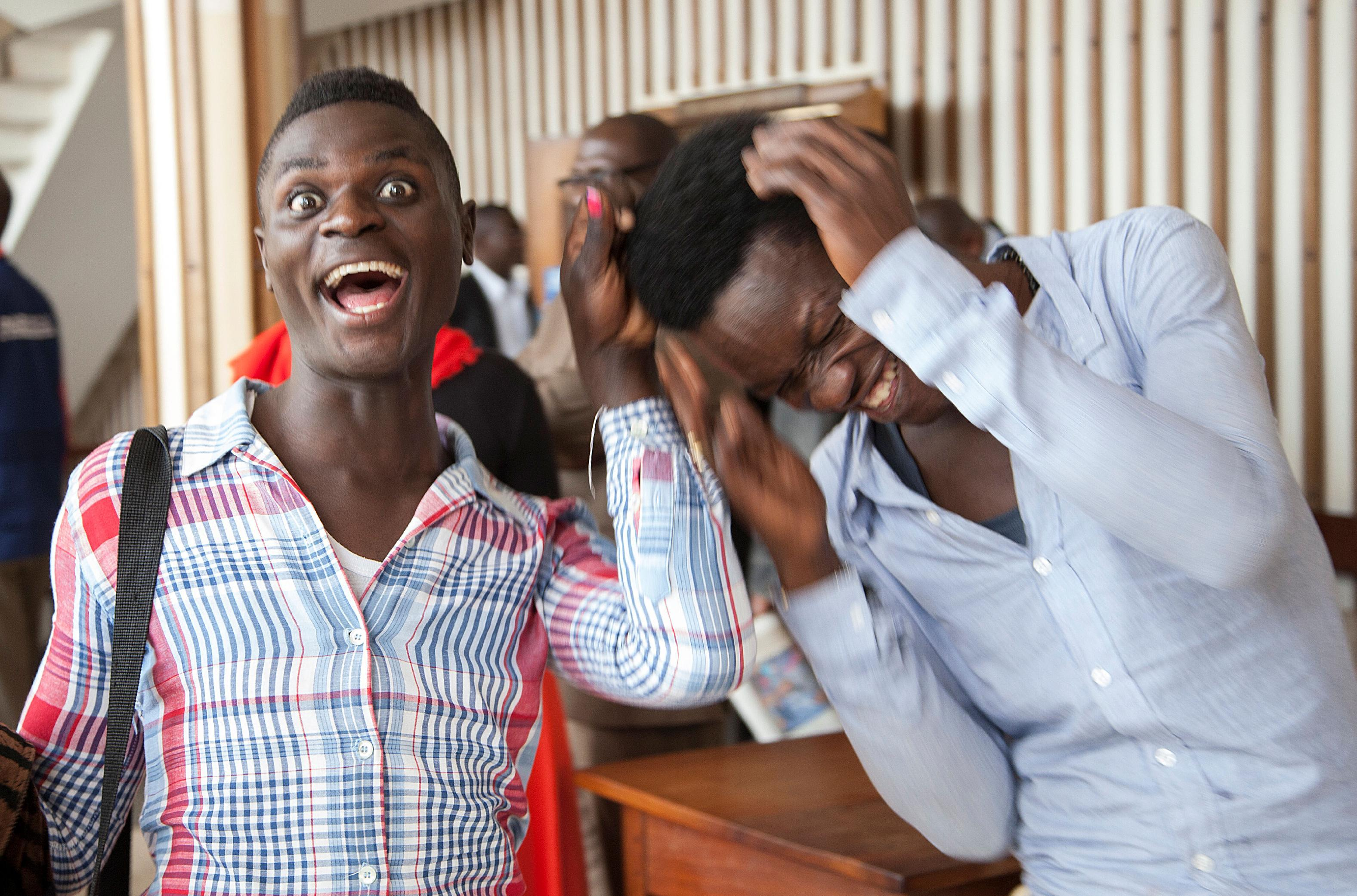 Uganda 'gay' trial dismissed due to lack of evidence