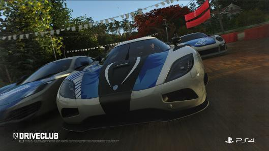Driveclub review: The Stepford Drives
