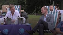 William hosts FA Cup viewing party at Sandringham estate