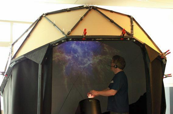 Microsoft Research toys with the cosmos... using forefinger and thumb (video)
