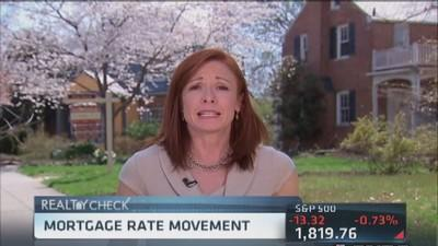 Mortgage rates follow yields lower