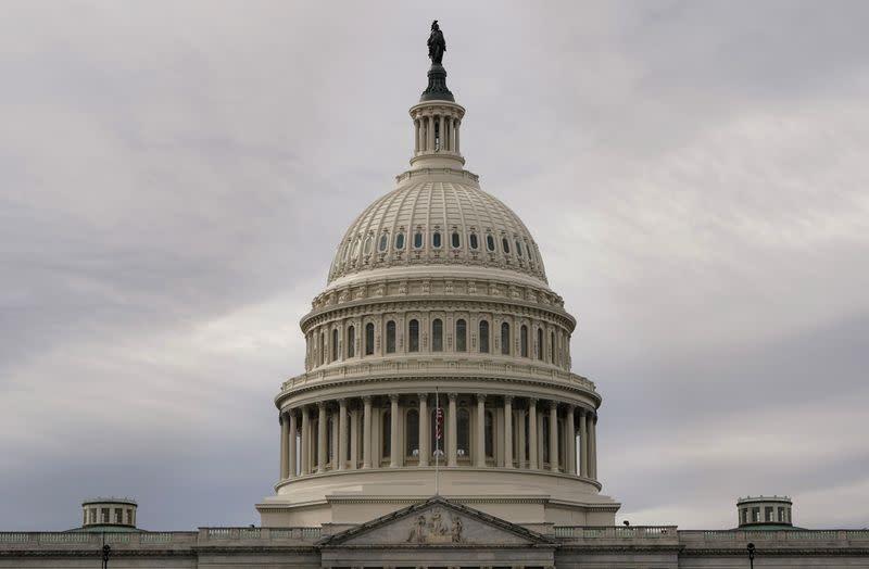 FILE PHOTO: The U.S. Capitol Building