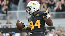 Packers meet with Arizona State WR Frank Darby