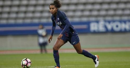 Foot - C1 (F) - Laura Georges et le PSG sont «en train de prouver» qu'ils peuvent «avoir du mental» en Ligue des champions