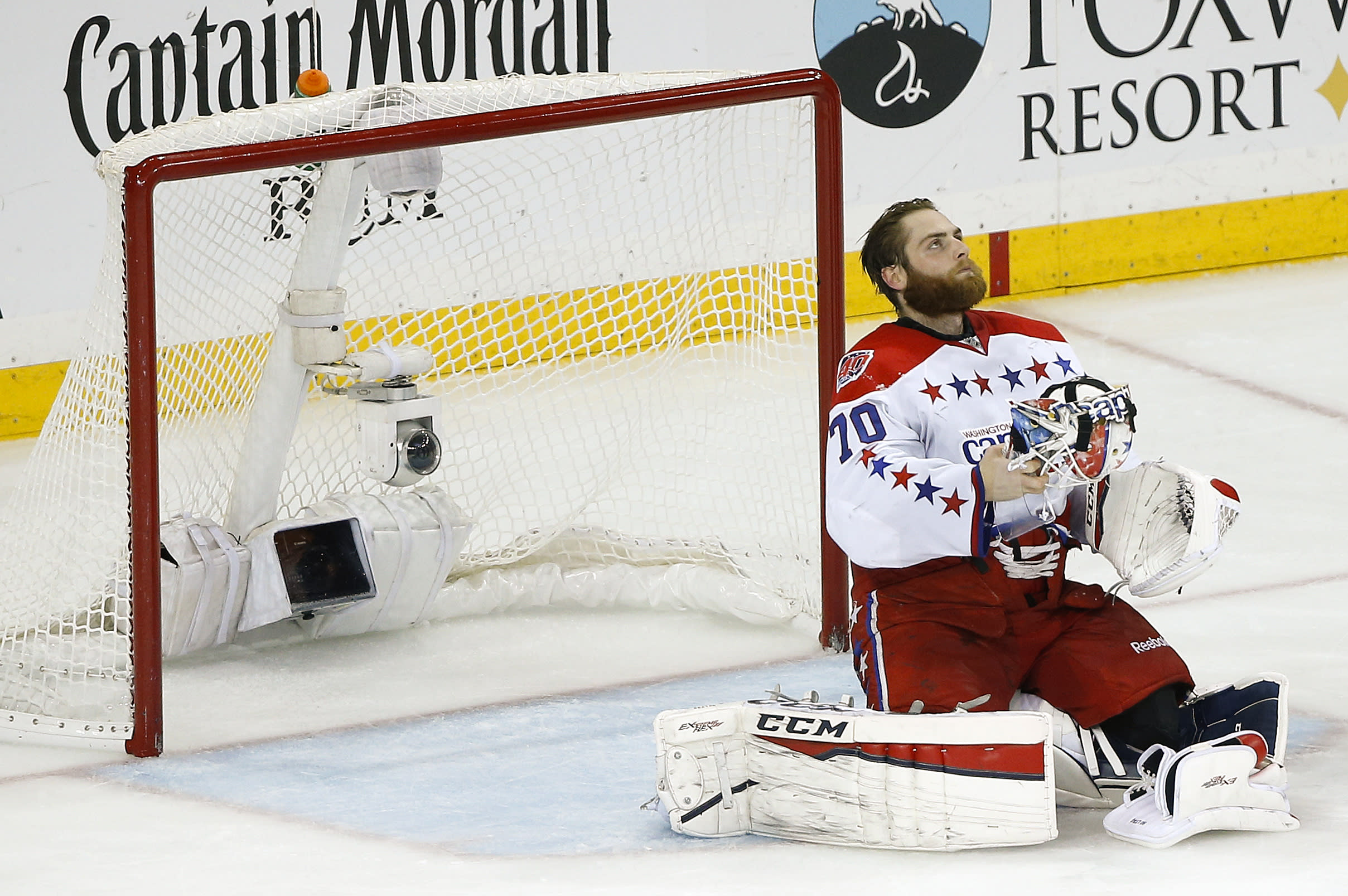 How Much Is Braden Holtby Really Worth Trending Topics