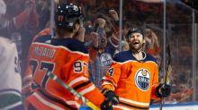 Oilers' Kassian revels in calm as NHL braces for renewal of Battle of Alberta