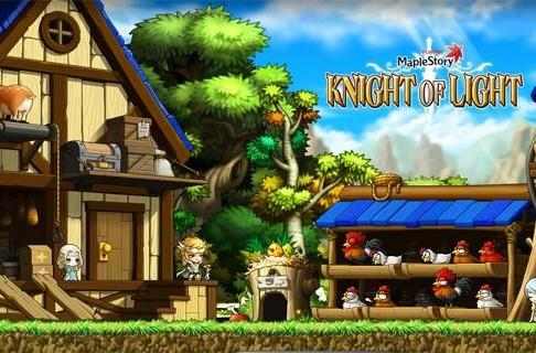 Nexon Europe adds new character and dungeons to MapleStory