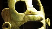 La Belgique restitue au Guatemala un masque maya vieux de plus de 1000 ans
