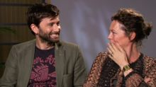 David Tennant and Olivia Colman Have Great Chemistry on the 'Broadchurch' Season 2 DVD, Too