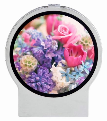 Toshiba's new circular LCDs: because your eyes are round
