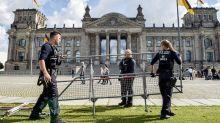 Regierungsviertel: Wie viel Sicherheit verträgt der Reichstag?