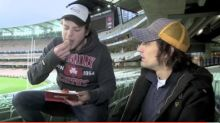 Comedians Hilariously Try To Eat Free For A Week, And We Lose Our Lunch