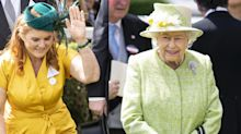 Fergie Curtsied to the Queen at the Royal Ascot and the Internet Won't Stop Talking About It