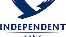 Independent Bank Corporation Reports 2020 Third Quarter Results