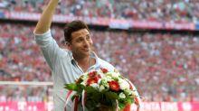 Claudio Pizarro é nomeado embaixador do Bayern de Munique