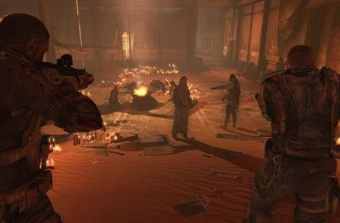 Impressions: Spec Ops: The Line