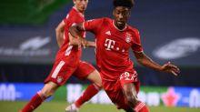 'Queremos muito ganhar esta final', diz Kingsley Coman, do Bayern