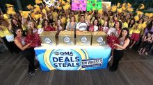 'GMA' 'Deals and Steals on Wheels' Visits Houston