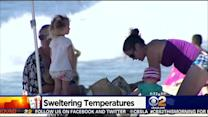 Extreme Heat Expected Across Southland
