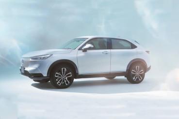 對手們請小心,Honda新世代HR-V登場了
