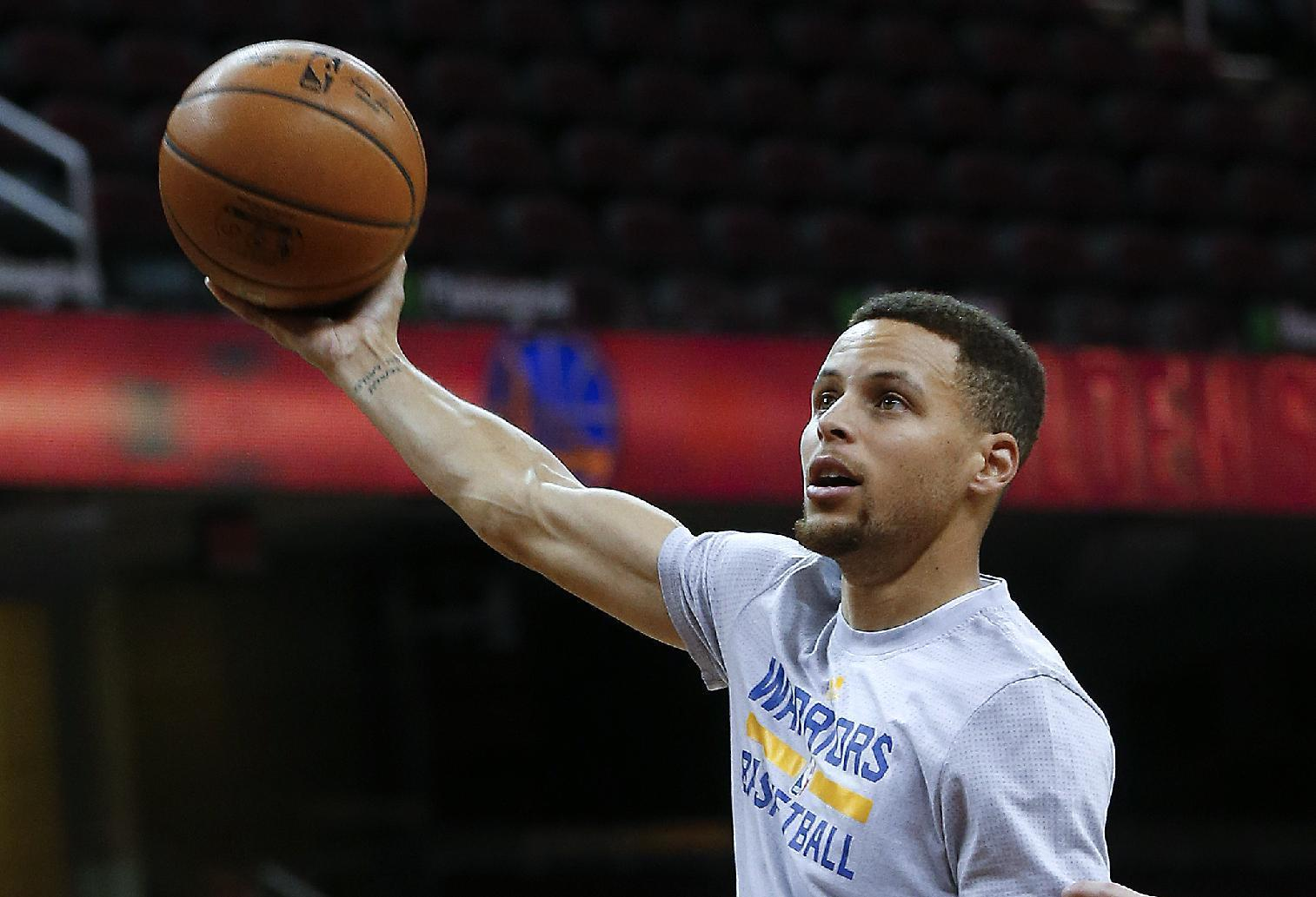 24dd6a78a3a4 Why Stephen Curry has struggled in his second NBA Finals