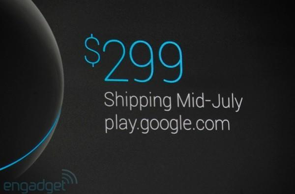 Google Nexus Q lets Android owners stream media from the cloud, shipping for $299 in mid-July