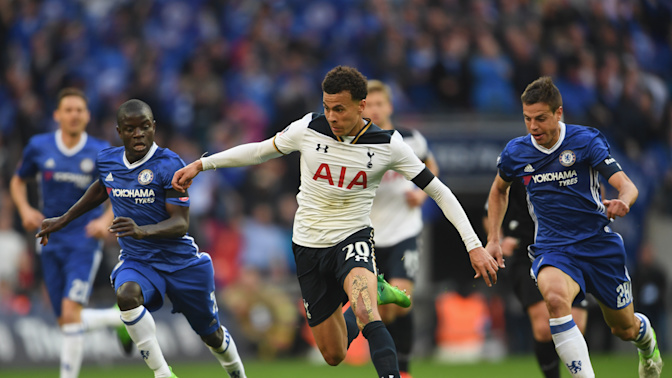 Tottenham vs Chelsea LIVE: Premier League