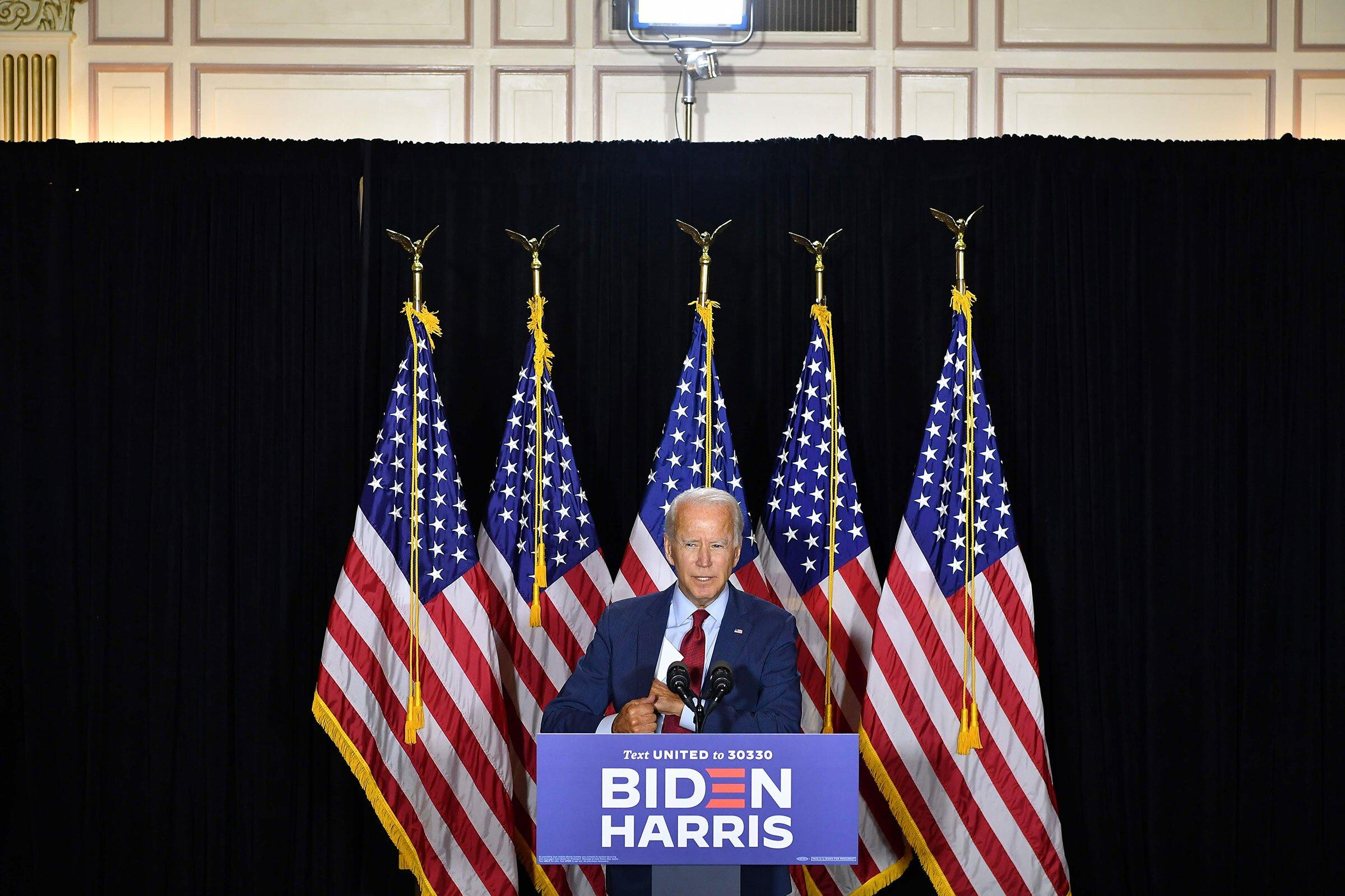 It Turns Out Progressive Twitter Isn't Real Life. Democrats Set to Nominate Middle-of-the-Road Biden After All