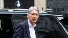 UK government borrowing target back on track