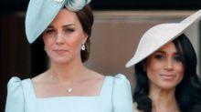 The Palace Breaks Its Silence on False Kate Middleton and Meghan Markle Slap Down Story