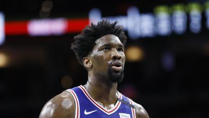 NBA player dons hazmat suit before entering bubble