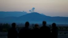 Turkish artillery fires in northern Syria after border town hit