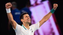 Novak Djokovic breaks Roger Federer's record for most weeks spent as world No 1